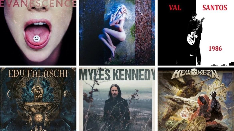 Melhores álbuns de 2021 até agora.