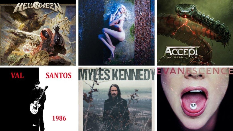 Melhores álbuns de 2021 até agora