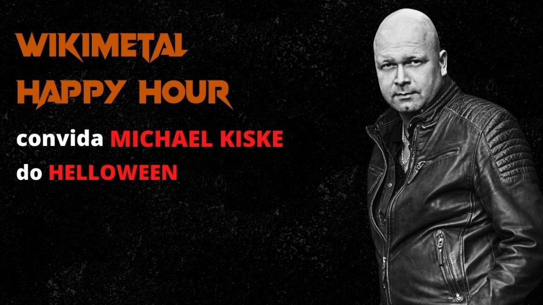 The Wikimetal Happy Hour com Michael Kiske