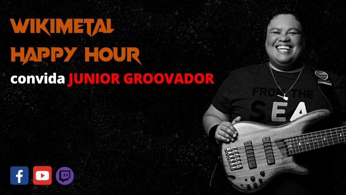 The Wikimetal Happy Hour Junior Groovador