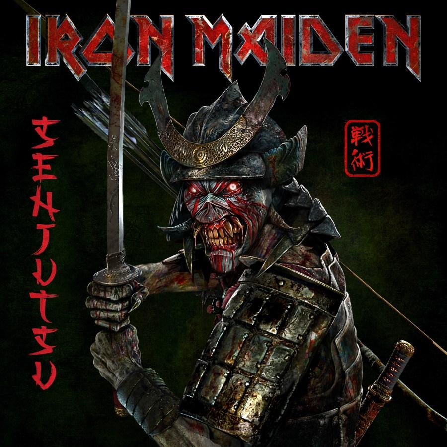 Iron Maiden - 'Senjutsu'