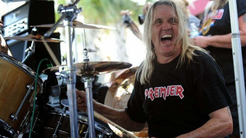 Nicko McBrain, do Iron Maiden