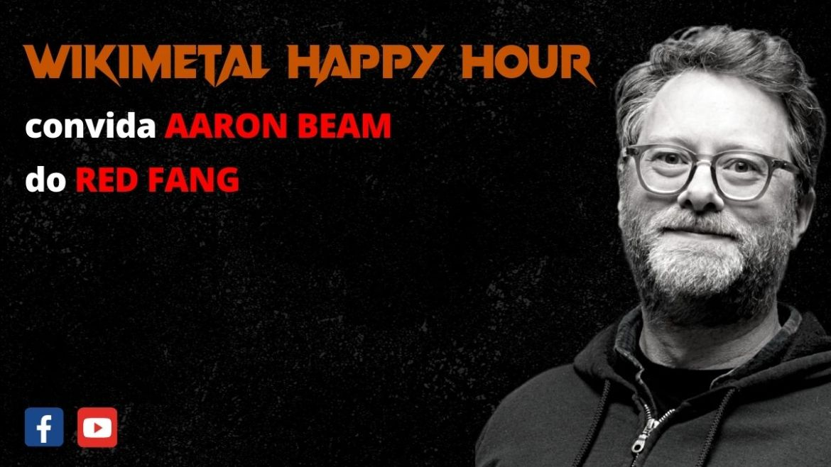 The Wikimetal Happy Hour com Aaron Beam, do Red Fang