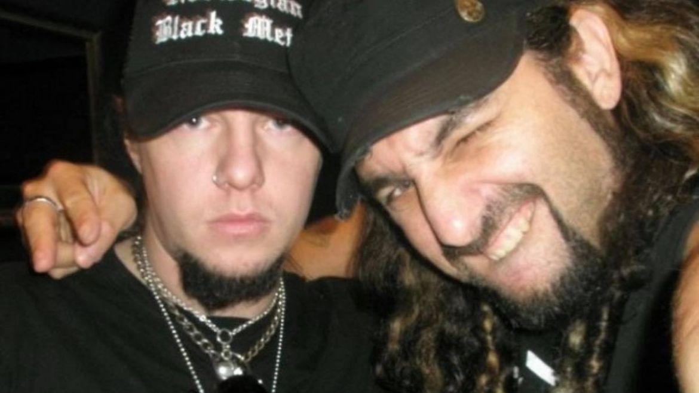 Joey Jordison e Mike Portnoy