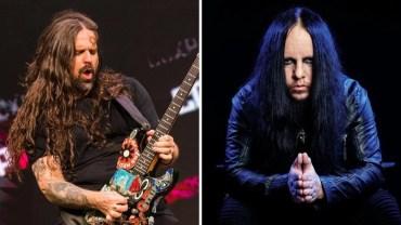 Andreas Kisser e Joey Jordison