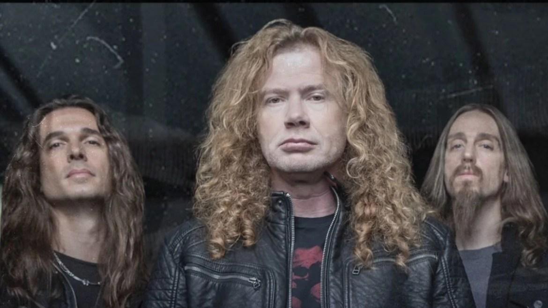 Megadeth em 2021