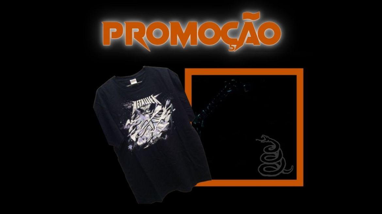 Promoção kit Metallica