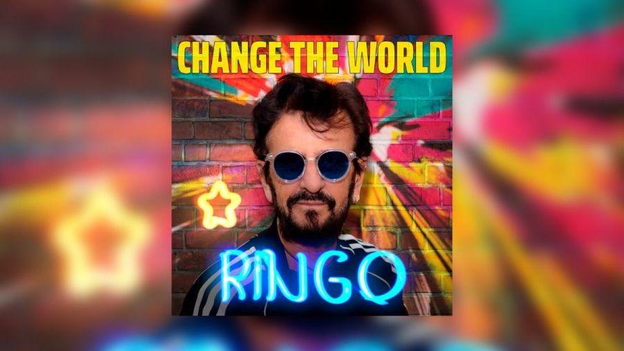 Ringo Starr - EP 'Change The World'