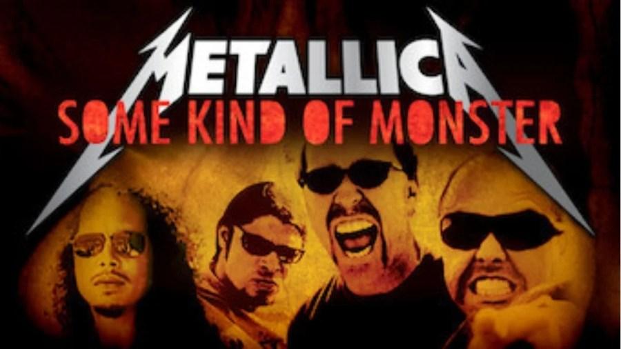 'Metallica: Some Kind Of Monster'