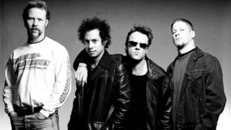 Metallica em 1996