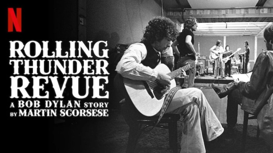 'Rolling Thunder Revue: A Bob Dylan Story'