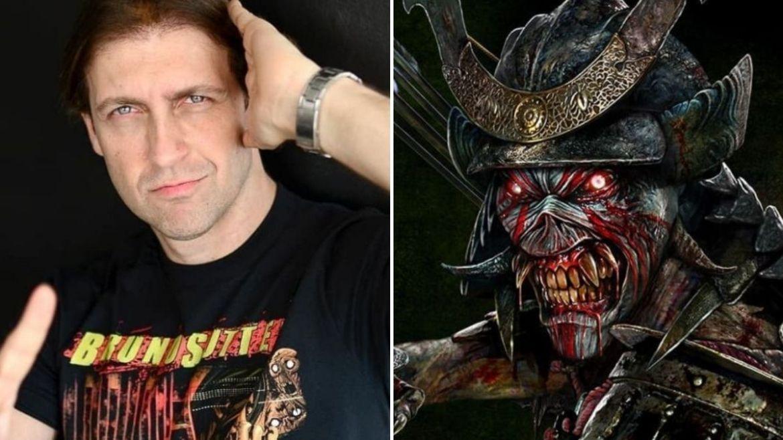Bruno Sutter comenta 'Senjutsu', do Iron Maiden