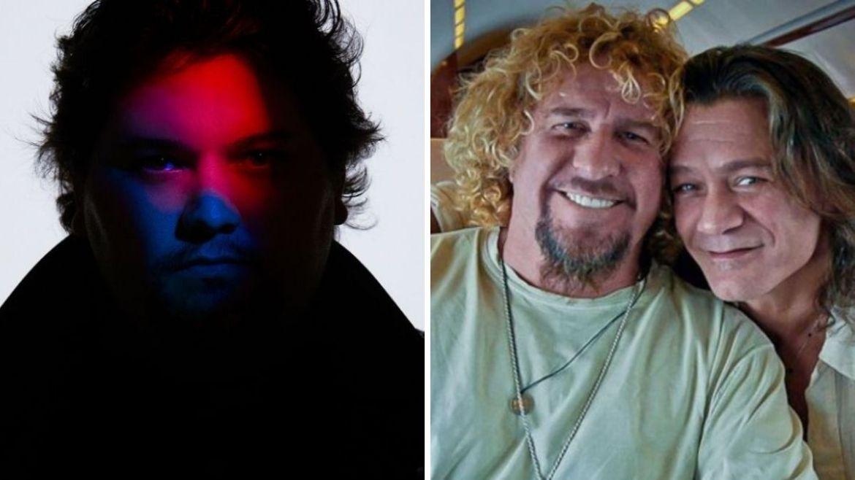 Sammy Hagar sobre Eddie Van Halen e Wolfgang Van Halen