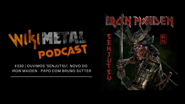 'Senjutsu', do Iron Maiden
