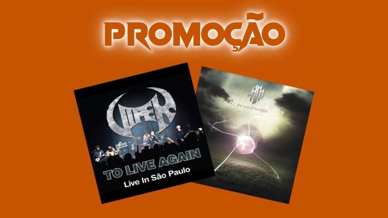 Promoção valendo 2 CDs de Andre Mato