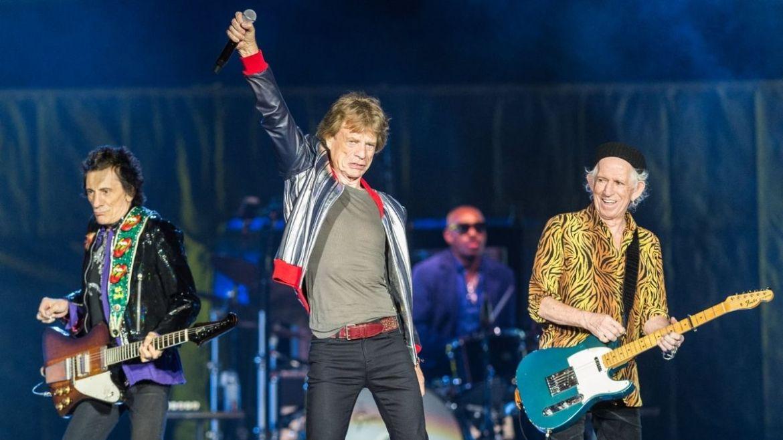 The Rolling Stones em 2021
