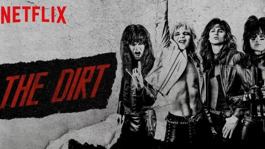 'The Dirt – Confissões do Mötley Crüe'