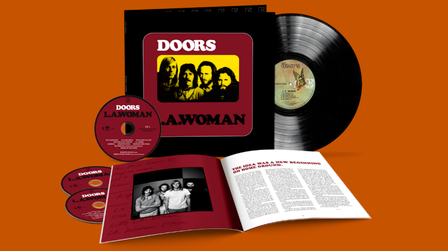 The L.A. Woman 50th Anniversary Deluxe Version