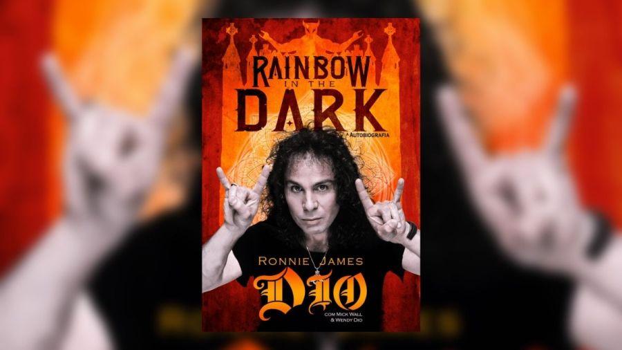 'Rainbow in the DDark', autobiografia de Ronnie James Di