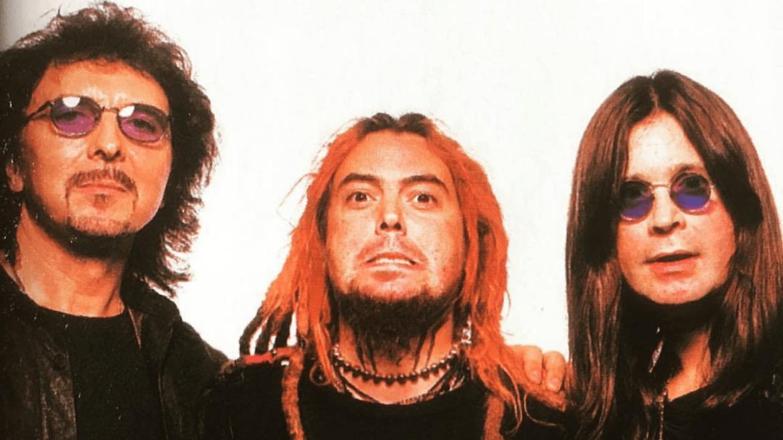 Tony Iommi, Max Cavalera e Ozzy Osbourne