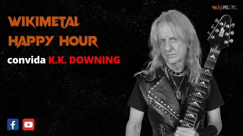 The Wikimetal Happy Hour com KK Downing