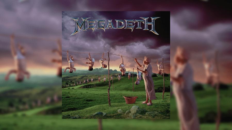 Megadeth - 'Youthanasia'