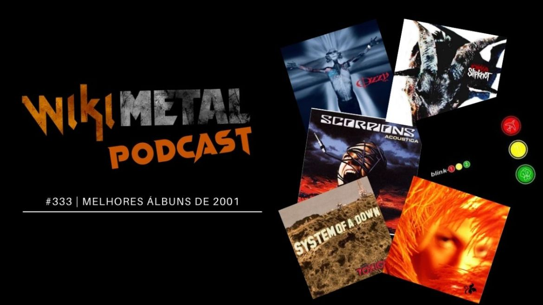 Melhores álbuns de 2001