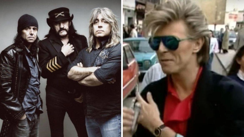 Motörhead e David Bowie