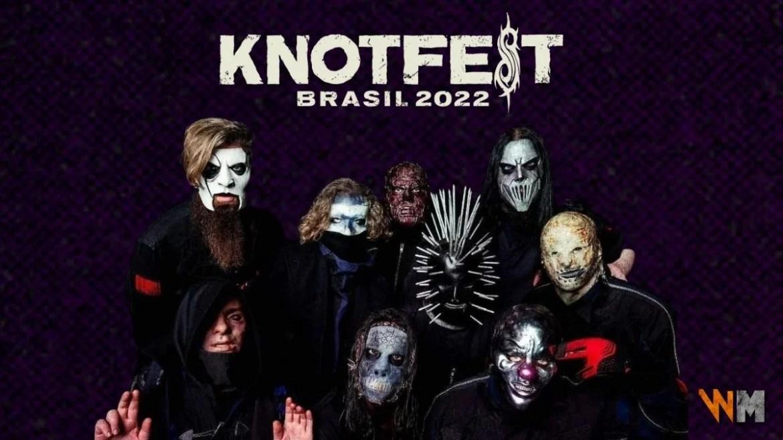 Festival Knotfest Brasil 2022