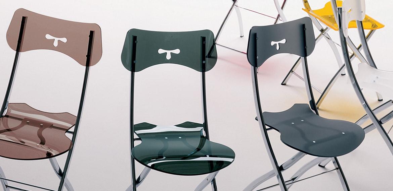chaise pliante pratique et gain de