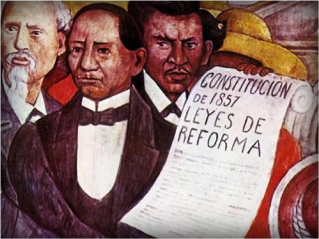 Resultado de imagen para leyes de reforma