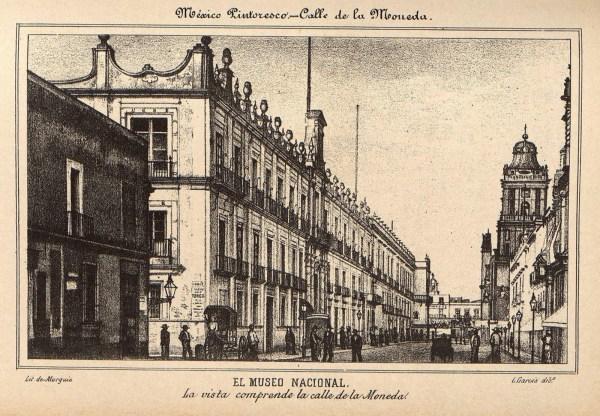 Wikimexico - El Museo Nacional Mexicano