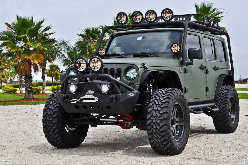 Jeep Renegade Road Parts