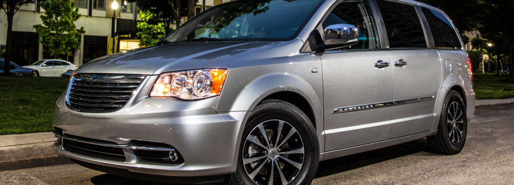Why Its Cool To Drive A Minivan Chrysler Dealership