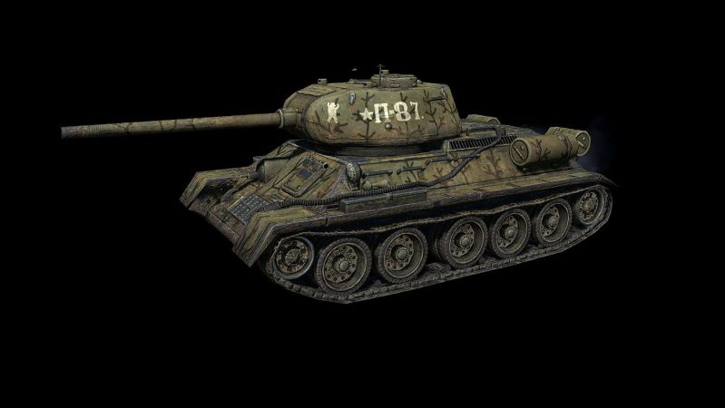 t34 special skin by starbuck