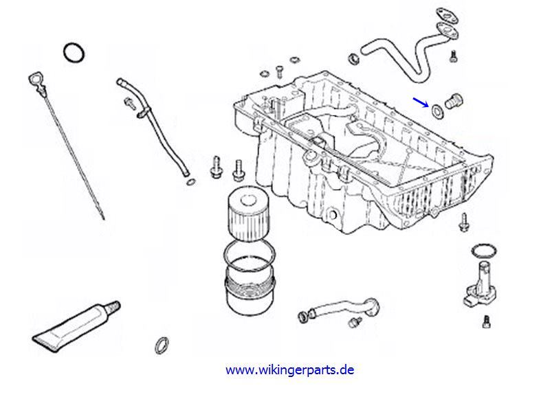 Volvo Dichtring 977751 › Wikingerparts