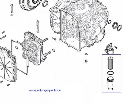 Volvo Oil Filter 31256837 › Wikingerparts