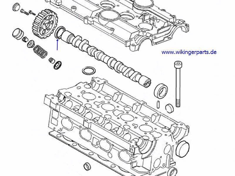 Volvo Dichtring 9440651 › Wikingerparts