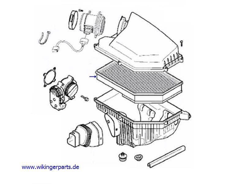 Volvo Air Filter 30748212 › Wikingerparts