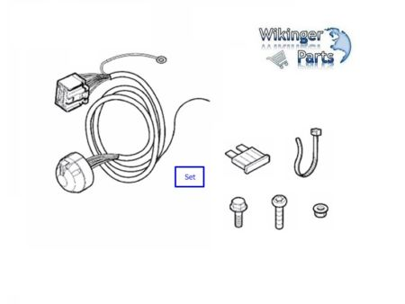 Volvo Cable Kit 31414903 › Wikingerparts