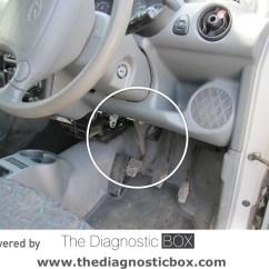 Hyundai Atos Ecu Wiring Diagram Metra Gmos 04 Diagnostic Socket Locator