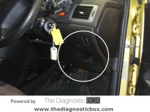 Cr V Obd Port Location - Year of Clean Water