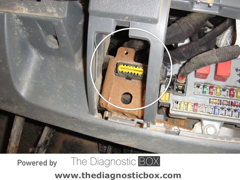 medium resolution of fuse box on a fiat ducato