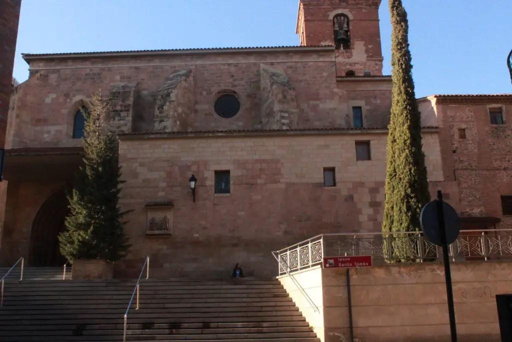 Iglesia Santo Tomás Arnedo