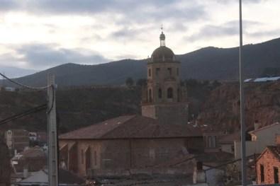 Iglesia San Cosme y San Damián Arnedo
