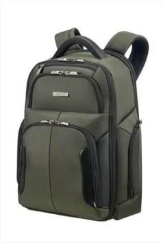 mochila portatil verde