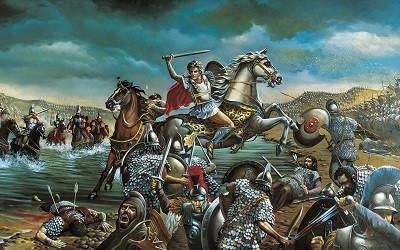 Batalla del Rio Granico