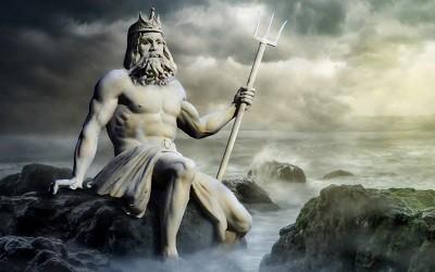 El Dios Poseidon
