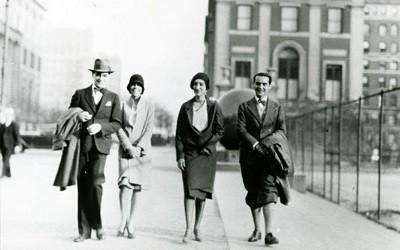 Federico Garcia Lorca en Nueva York