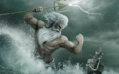 Poseidon El Dios de los Mares
